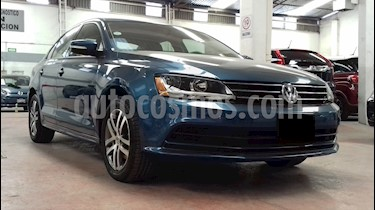 Foto venta Auto usado Volkswagen Jetta Trendline Tiptronic (2018) color Azul precio $255,000