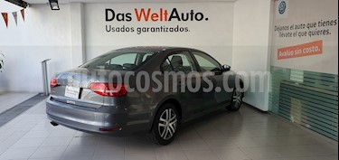 Volkswagen Jetta Trendline Tiptronic usado (2015) color Gris Platino precio $199,000