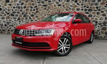 Foto venta Auto usado Volkswagen Jetta Trendline (2018) color Rojo precio $225,000