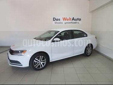 Foto venta Auto Seminuevo Volkswagen Jetta Trendline (2016) color Blanco Candy precio $204,995