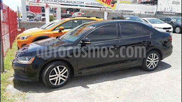 Foto venta Auto usado Volkswagen Jetta Trendline (2017) color Negro precio $234,000