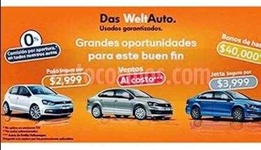 Foto venta Auto Seminuevo Volkswagen Jetta Trendline (2016) color Plata Reflex