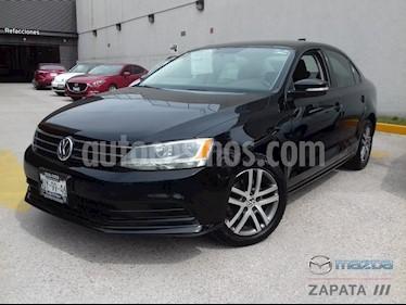 Foto venta Auto usado Volkswagen Jetta Trendline (2015) color Negro precio $180,000