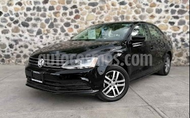 Foto venta Auto usado Volkswagen Jetta Trendline (2018) color Negro precio $239,000