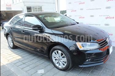 Foto venta Auto usado Volkswagen Jetta Trendline (2016) color Negro precio $203,000