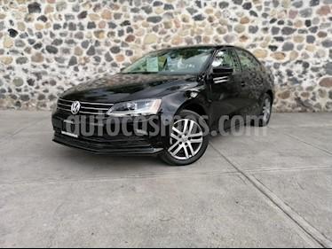 Foto venta Auto usado Volkswagen Jetta Trendline (2018) color Negro precio $240,000