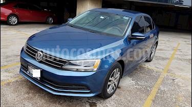Volkswagen Jetta Trendline usado (2016) color Azul precio $186,500