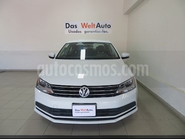 Foto venta Auto usado Volkswagen Jetta Trendline (2016) color Blanco precio $199,995
