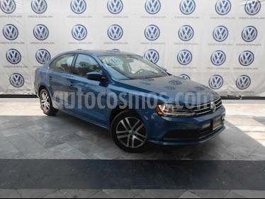 Foto Volkswagen Jetta Trendline usado (2018) color Azul precio $259,000