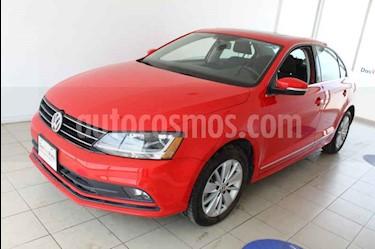 Foto venta Auto usado Volkswagen Jetta Trendline (2018) color Rojo precio $230,000