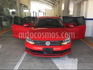 Foto venta Auto usado Volkswagen Jetta Trendline (2016) color Rojo Tornado precio $220,000