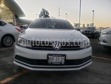 Volkswagen Jetta Trendline usado (2017) color Blanco precio $214,000