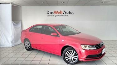Foto venta Auto usado Volkswagen Jetta Trendline (2018) color Rojo precio $274,900