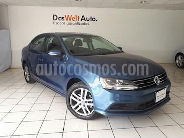 Foto venta Auto usado Volkswagen Jetta Trendline (2018) color Azul precio $239,900