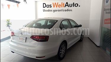 Foto venta Auto usado Volkswagen Jetta Trendline (2018) color Blanco precio $259,000