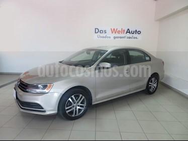 Foto venta Auto Seminuevo Volkswagen Jetta Trendline (2016) color Plata precio $204,995