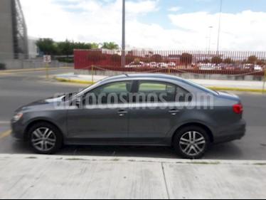 Volkswagen Jetta Trendline usado (2015) color Gris Platino precio $169,900