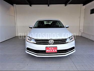 Foto venta Auto usado Volkswagen Jetta Trendline (2017) color Blanco precio $238,000