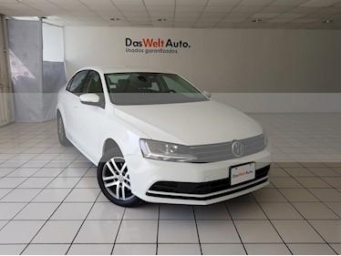 Foto venta Auto usado Volkswagen Jetta Trendline (2018) color Blanco precio $259,900