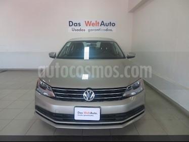Foto venta Auto usado Volkswagen Jetta Trendline (2016) color Plata Lunar precio $199,995