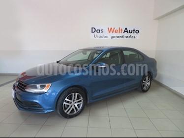 Foto venta Auto Seminuevo Volkswagen Jetta Trendline (2016) color Azul precio $199,995