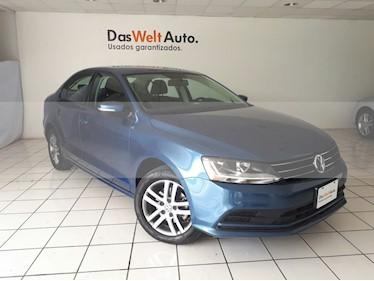 Foto venta Auto usado Volkswagen Jetta Trendline (2018) color Azul precio $264,900