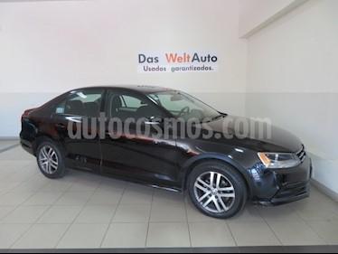 Foto venta Auto Seminuevo Volkswagen Jetta Trendline (2016) color Negro Onix precio $199,995