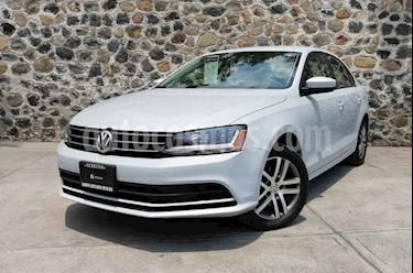 Foto venta Auto usado Volkswagen Jetta Trendline (2018) color Blanco precio $239,000
