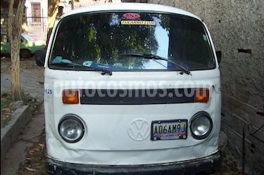 Foto venta carro usado Volkswagen Kombi Panel (8K00)O4 1.6 8V (1994) color Blanco precio u$s800