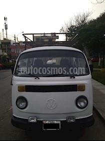 Volkswagen Kombi Pasajeros O4,1.6 S 2 3 usado (1992) color Blanco precio u$s5,300