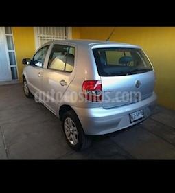 Volkswagen Lupo 3P Comfortline usado (2008) color Gris Plata  precio $65,000