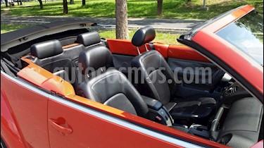 Volkswagen New Beetle Cabrio Comfortline 2.5L Tip Aut usado (2003) color Naranja precio u$s3.579