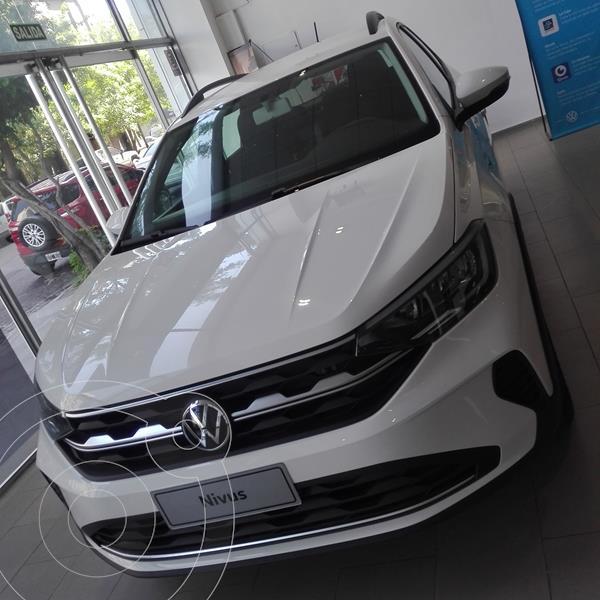Foto Volkswagen Nivus Comfortline 200 TSi nuevo color Gris Platino precio $2.760.000