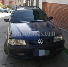 Volkswagen Parati Basic usado (2002) color Azul precio BoF2.001.800