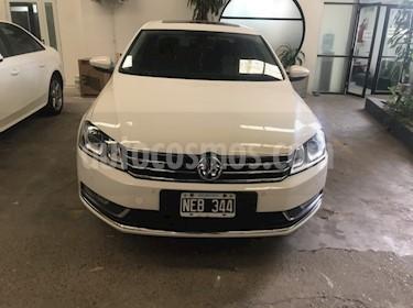 Foto venta Auto usado Volkswagen Passat Variant 2.0 TSi Luxury DSG (2013) color Blanco precio $630.000