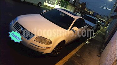 Foto venta Auto usado Volkswagen Passat 1.8L Turbo Tiptronic Piel (2005) color Blanco precio $75,000