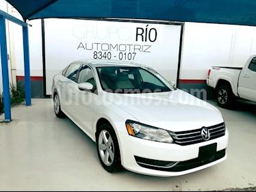 Foto venta Auto usado Volkswagen Passat 1.8L Turbo  (2014) color Blanco precio $203,000
