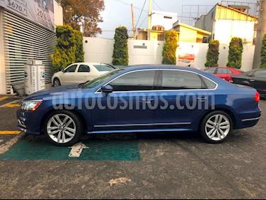Foto venta Auto usado Volkswagen Passat 2.0 Lujo (2016) color Azul Metalizado precio $395,000