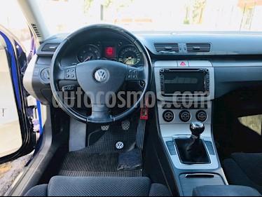 Foto venta Auto usado Volkswagen Passat 2.0 TDi Luxury 4Motion (2007) color Azul precio $275.000
