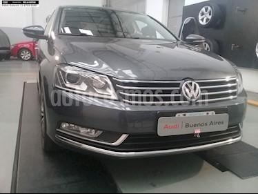 Foto venta Auto usado Volkswagen Passat 2.0 TDi Luxury DSG (2013) color Gris precio u$s12.200