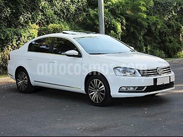 Foto venta Auto usado Volkswagen Passat 2.0 TSi Exclusive (2014) color Blanco precio $629.000