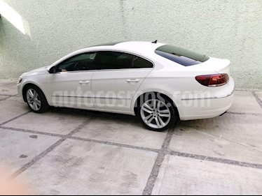 Foto venta Auto usado Volkswagen Passat 2.8L V6 Tiptronic Piel (2013) color Blanco precio $233,000