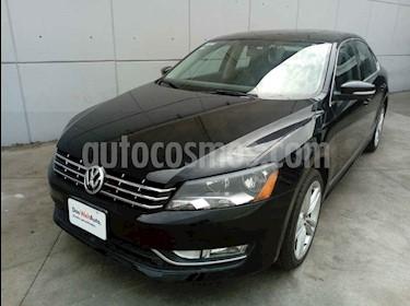 Foto venta Auto usado Volkswagen Passat 2.8L V6 (2015) color Negro precio $229,000