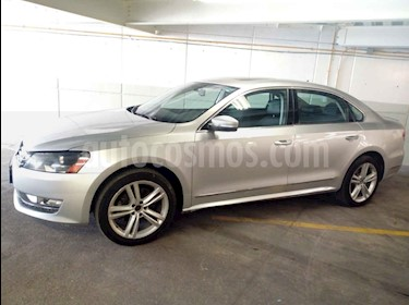 Foto venta Auto usado Volkswagen Passat 2.8L V6 (2015) color Plata precio $229,000