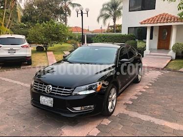 Foto venta Auto usado Volkswagen Passat 3.6L V6 FSI Prime Package (2014) color Negro Profundo precio $214,000