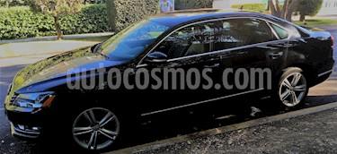 Volkswagen Passat 3.6L V6 FSI usado (2013) color Negro Profundo precio $200,000