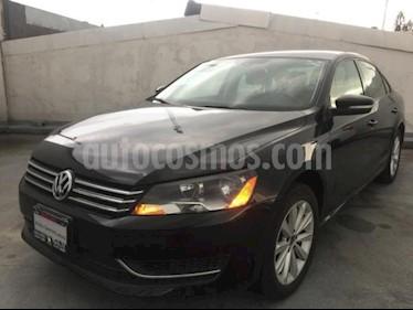 Foto Volkswagen Passat 4P COMFORTLINE 2.5L TIPTRONIC CD RA-17 usado (2014) color Negro precio $185,000