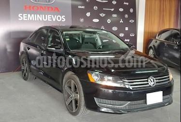 Foto venta Auto usado Volkswagen Passat 4p Confortline L5/2.5 Aut (2013) color Negro precio $159,000
