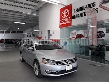 Foto venta Auto usado Volkswagen Passat 4p VR6 V6/3.6 Aut Cam/tr (2015) color Plata precio $225,000