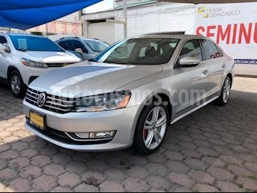 Foto Volkswagen Passat 4p VR6 V6/3.6 Aut usado (2012) color Plata precio $160,000